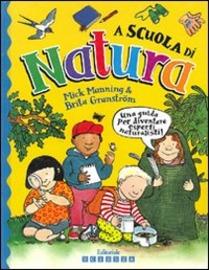 Copertina  A scuola di natura