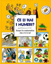Copertina  Ce li hai i numeri?