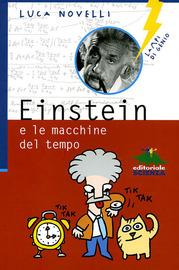 Copertina  Einstein : e le macchine del tempo