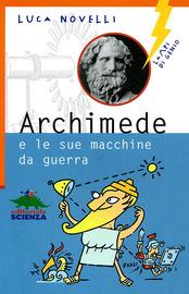 Copertina  Archimede e le sue macchine da guerra