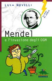 Copertina  Mendel e l'invasione degli OGM