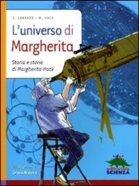 Copertina  L'universo di Margherita : storia e storie di Margherita Hack