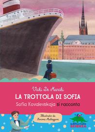 Copertina  La trottola di Sofia
