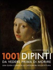 Copertina  1001 dipinti da vedere prima di morire