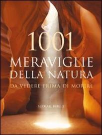Copertina  1001 meraviglie della natura da vedere prima di morire