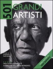 Copertina  501 grandi artisti