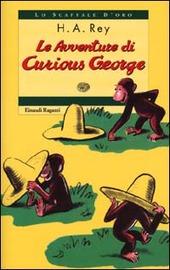 Copertina  Le avventure di Curious George