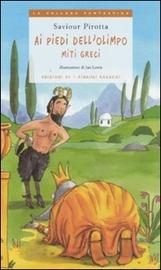 Copertina  Ai piedi dell'Olimpo : miti greci