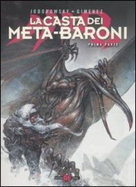 Copertina  La casta dei meta-baroni. Prima parte