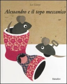 Copertina  Alessandro e il topo meccanico