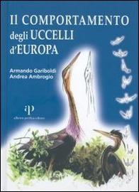 Copertina  Il comportamento degli uccelli d'Europa