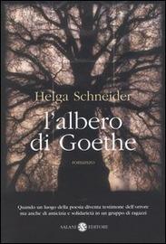 Copertina  L'albero di Goethe : romanzo