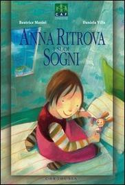 Copertina  Anna ritrova i suoi sogni