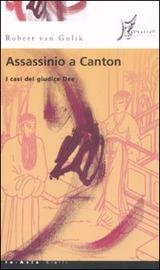 Copertina  Assassinio a Canton