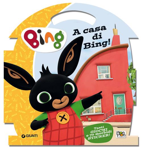 A casa di Bing! Bing. Con adesivi