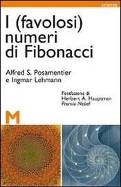 Copertina  I (favolosi) numeri di Fibonacci